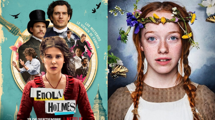 ¡No tan distintas! 3 similitudes entre Enola Holmes y Anne With E, las adolescentes del momento