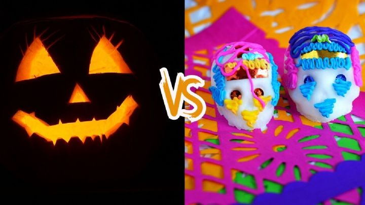 Estas son las CINCO diferencias y similitudes entre Halloween y Día de Muertos