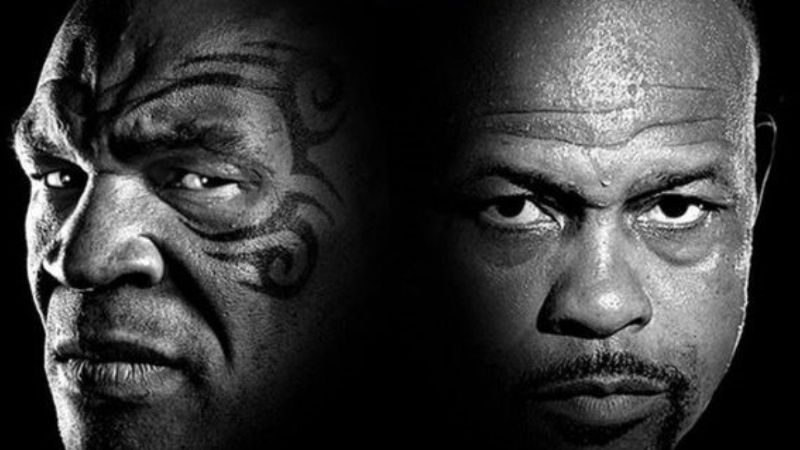 Mike Tyson vs Roy Jones: ve aquí el EN VIVO; te decimos cómo sintonizarla en TV