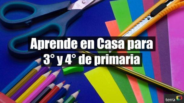 Aprende En Casa Preguntas Y Respuestas 3 Y 4 De Primaria 4 De Septiembre Terra Mexico