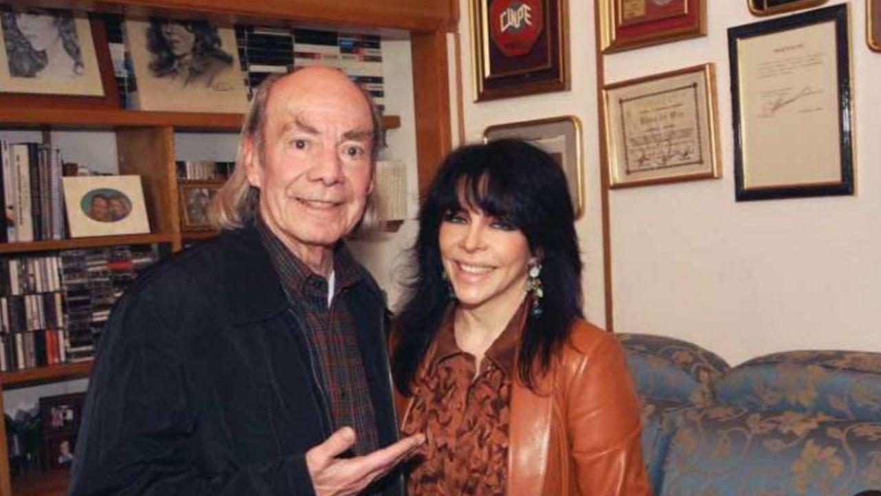 La VERDAD sobre la historia DE AMOR de Verónica Castro con el hermano de Don Ramón