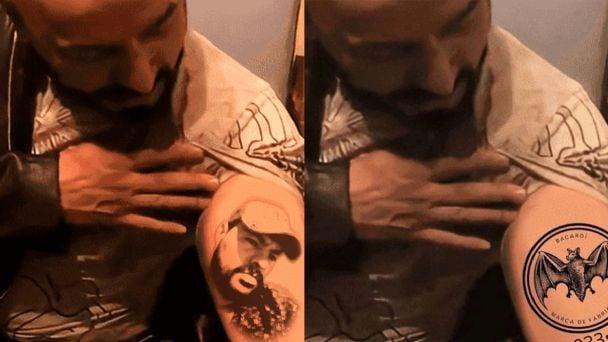 Lupillo Tattoo': Surge filtro en Instagram para poner tu cara en el tatuaje  de Lupillo Rivera | Terra Mexico