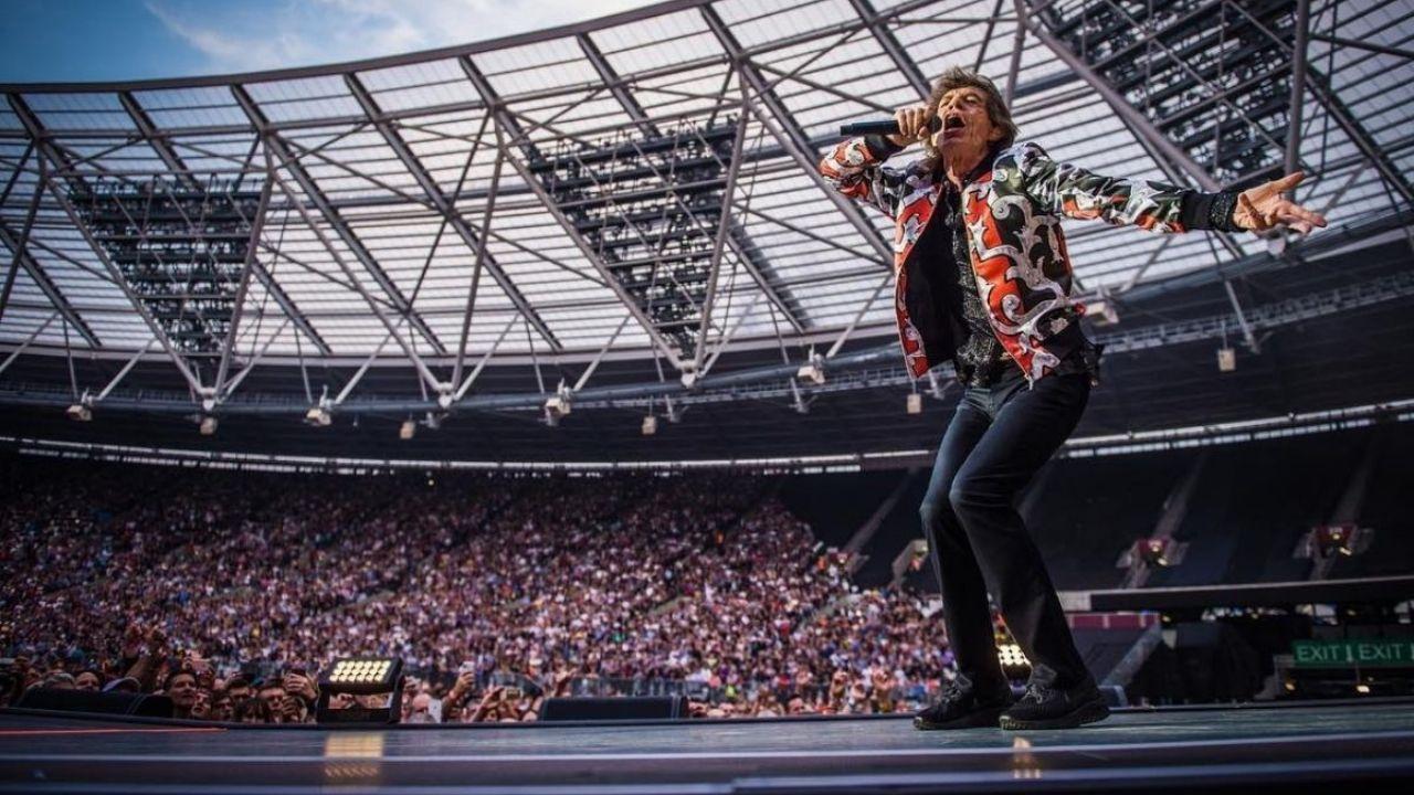 Mick Jagger se hace VIRAL por baile a sus 78 años y las redes reaccionan con MEMES